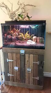 furniture aquarium. Aquarium Stand From Pallets Pallet TV \u0026 Rack Furniture