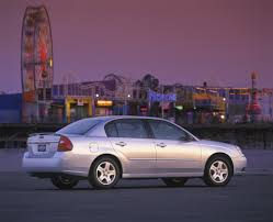 Auction Results and Sales Data for 2004 Chevrolet Malibu