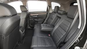 2017 honda cr v touring awd interior rear seats wallpaper