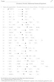 chemistry of life voary practice chapter 2 answers balancing equations worksheet chemical sheet answer key pr