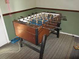 vintage foosball table parts