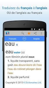 Français Anglais Traduction For Android Apk Download