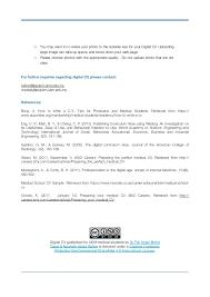 Medical Cv Template Bmj Medical Cvs And Portfolios