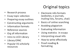 hitting the moving target the transformation of information literacy 11 original topics