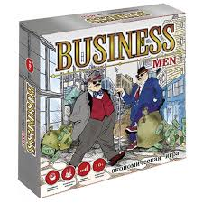 ROZETKA ᐈ <b>Настольная игра Strateg Business</b> Men ...