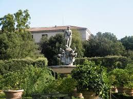 Boboli gardens firenze italy mapio.net