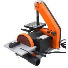 sanding machine. belt sander polish grinder sanding machine work station power tool heavy duty u