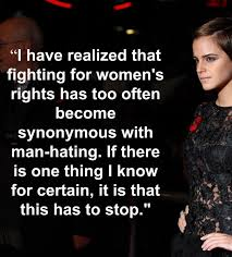 Women's Rights Quotes Custom I Have Realized That Fighting For Women's Rights Emma Watson