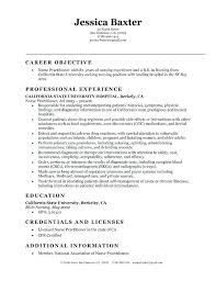 Entry Level Rn Resumes Entry Level Nursing Resume Examples Blaisewashere Com