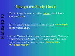 Large Scale Nautical Charts Ppt Chapter 3 Nautical Chart Powerpoint Presentation Id