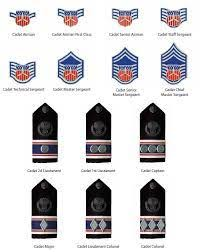 Civil Air Patrol Senior Ranks Chart Image Result For Civil Air Patrol Rank Insignia Civil Air