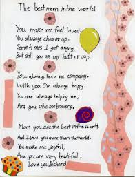 Small Picture A Mothers Day Poem For Kids Mothers Day Poems From Kids To Their