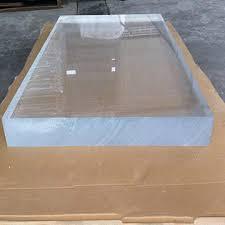 china 20mm thickness clear acrylic plexiglass sheet plate