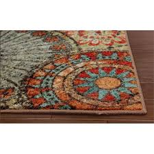 mohawk home strata 2 x 5 runner rug