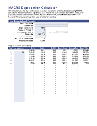 Depreciation Calculations Related Keywords Suggestions