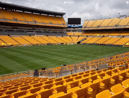Heinz Field Virtual Seating Chart Heinz Field Section 106 Seat Views Seatgeek