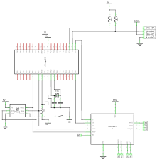 ece segway robot figure 10 schematic of the segway robot controller board