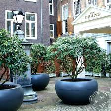 extra large planters for outside trees indoor uk