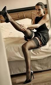 907 best stocking highheels images on Pinterest