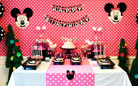 minnie mouse homemade birthday decorations pink mouse birthday party diy minnie mouse birthday party favors