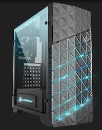 Jual Cube Gaming Girflet Black Case By Azza Tempered Glass Window Dki Jakarta Sumsal Tokopedia