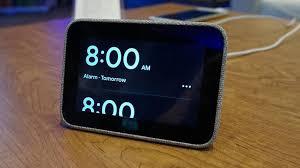 lenovo smart clock review hands on tech advisor