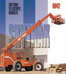 skytrak model 8042