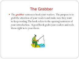essay grabber sentence basics of essay writing introduction essay info