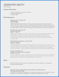 Resume In Word Format Professional Accountant Resume Word Format
