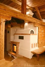 Die Feuerstelle Ofen Herd Kaminbau Gemauerter Ofen