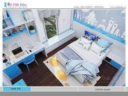PHÒNG NGỦ BÉ TRAI ĐẸP VÀ DỄ THƯƠNG MÀU XANH | Phòng ngủ, Bé trai, Phòng bé  trai