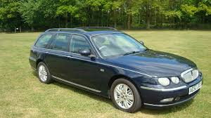 Rover 75 Diesel Club Se Tourer Country Classics Country Classics