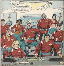 mirror universe. sadly, the mirror universe never made an in-canon return appearance on star trek: next generation either, despite many writers pitching concept over r