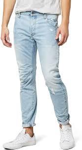 Arc 3d Slim Jeans Light Aged G Star Raw Mens Arc 3d Slim Jeans
