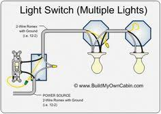 how to wire a 2 way light switch in wiring diagrams this is how will wire lights