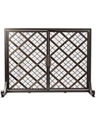 Small Fireplace Screens Under 30 Wide  Home Design U0026 Interior DesignSmall Fireplace Screens