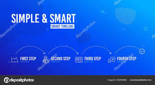 Infographic Timeline Woman Read Technical Info Line Chart