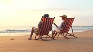 Image result for beautiful tan couple on the beach