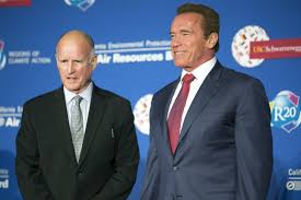 Image result for Gov Brown greenhouse emissions news picture