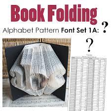 Free Book Folding Patterns Amazing Decoration