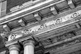 architectural detail photography. Plain Architectural Black And White Architectural Detail Photograph Of The Entrance An  Decommissioned US Post Office Building In Architectural Detail Photography O