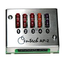 com fuse boxes fuses accessories automotive centech ap 2 dual fuse panel