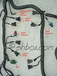 1995 z28 a4 engine harness 1995 z28 a4 engine harness