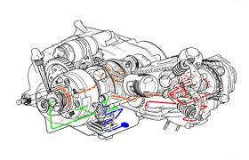 honda trail 90 engine diagram honda wiring diagrams