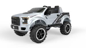 Power Wheels Ford F-150 Raptor Extreme, Silver 887961538090 | eBay