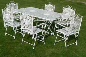vintage wrought iron garden furniture. Inspirational Vintage Wrought Iron Patio Furniture Design Of Garden Nsw P