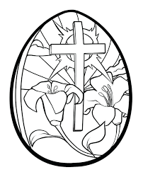 Religious Easter Coloring Pages Religious Coloring Pages Best