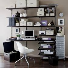 Wall Shelves With Desk Wall Mounted Office Shelving