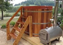 nlct complete wood hot tub