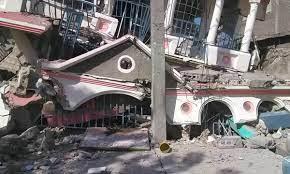 7.2-magnitude earthquake